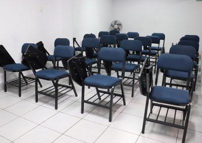 Sala 3, aula de clases