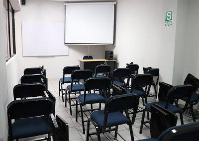 Sala 3, carpetas individuales