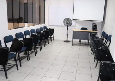 Sala 3, reunión