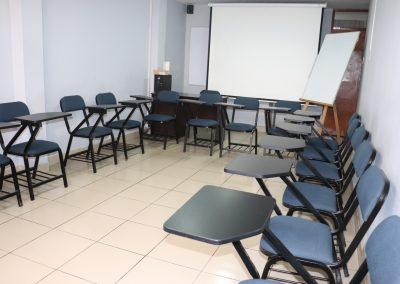 Sala 5, Los Olivos, ronda carpetas