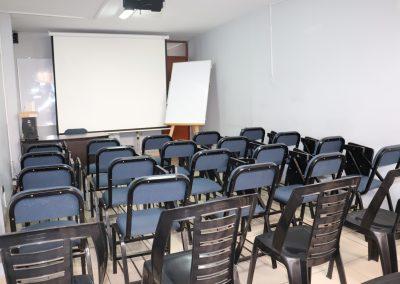 Sala 5, Los Olivos, salon completo