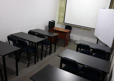 Sala 2, salon de clases