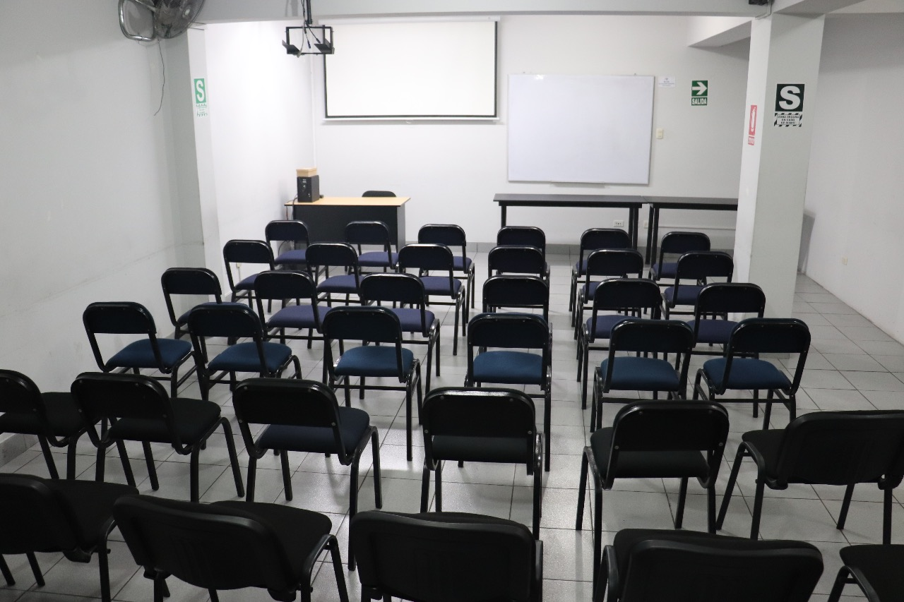 aula 4 auditorio